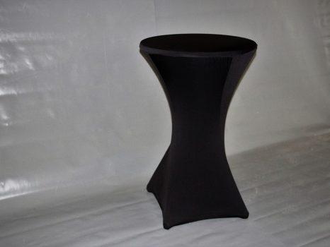 Stand by stôl s elastickým obrusom
